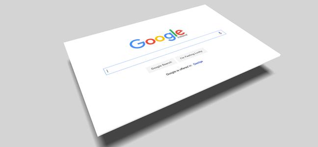 Zoeken in Google