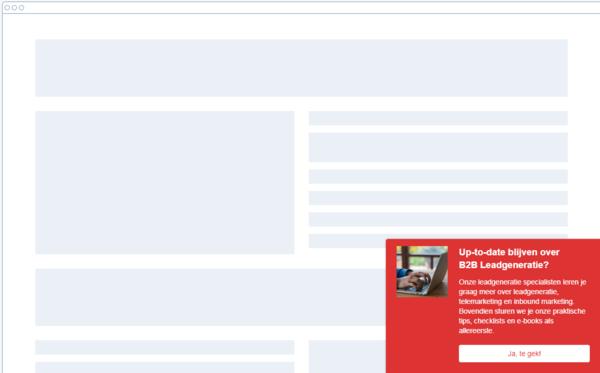 Leadflows gebruiken voor meer conversie op je website