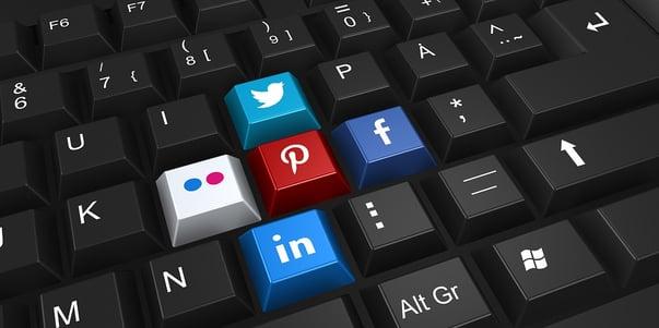 Meer websitebezoekers met social media