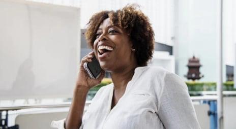 telemarketing-gesprek