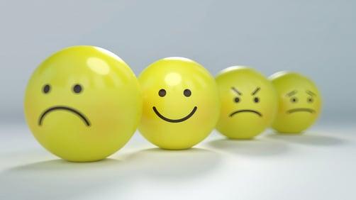 Verschillende vormen van tevredenheid